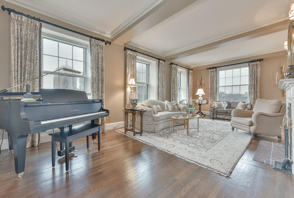 This Elegant 5 Million Back Bay Condo Was One Of The Biggest Boston Area Home Sales Week
