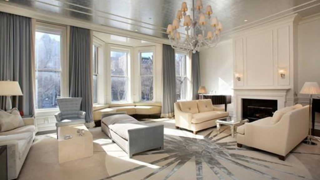 Fall House Hunt Luxury Four Story Renovated Back Bay Condo Listed For 1225 Million