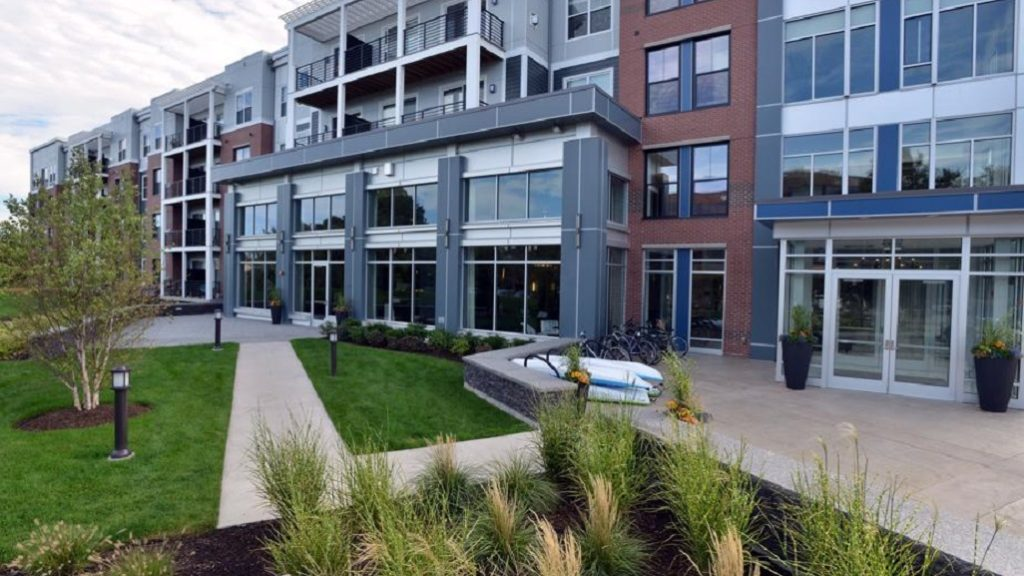 Home of the Week: New Medford apartments along riverfront come with ...