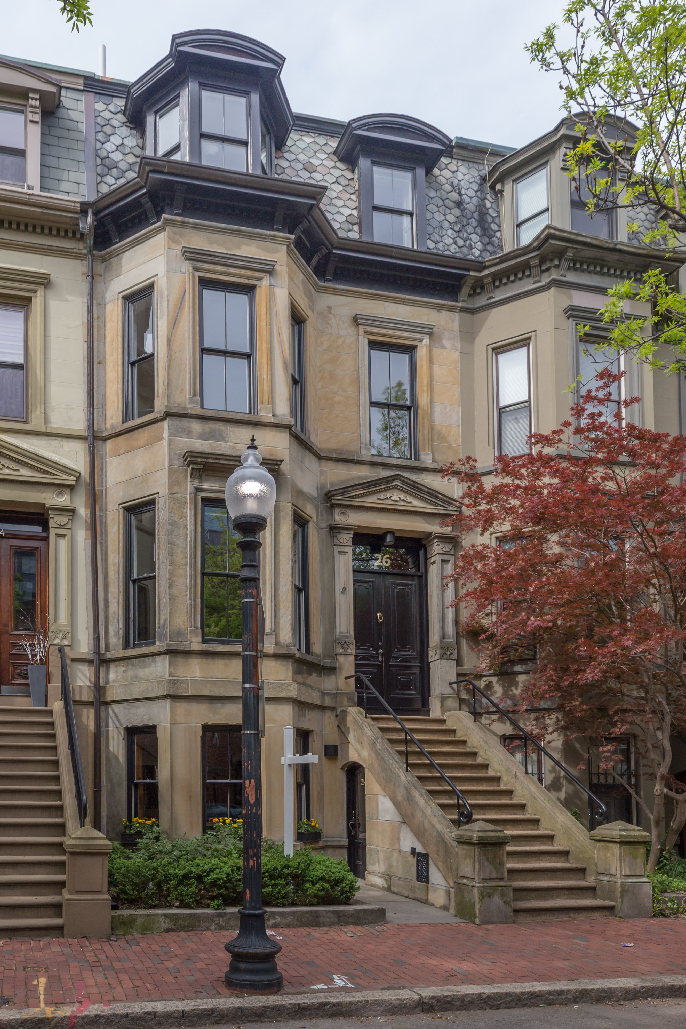 Luxury Home of the Week: South End property hits market for $6.95 million