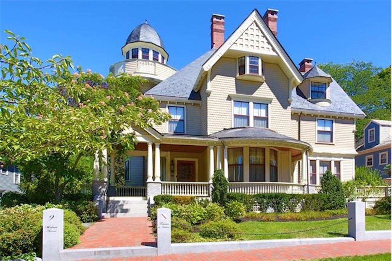 Luxury Home of Week: Cambridge Victorian with cupola deck for $8.25 million