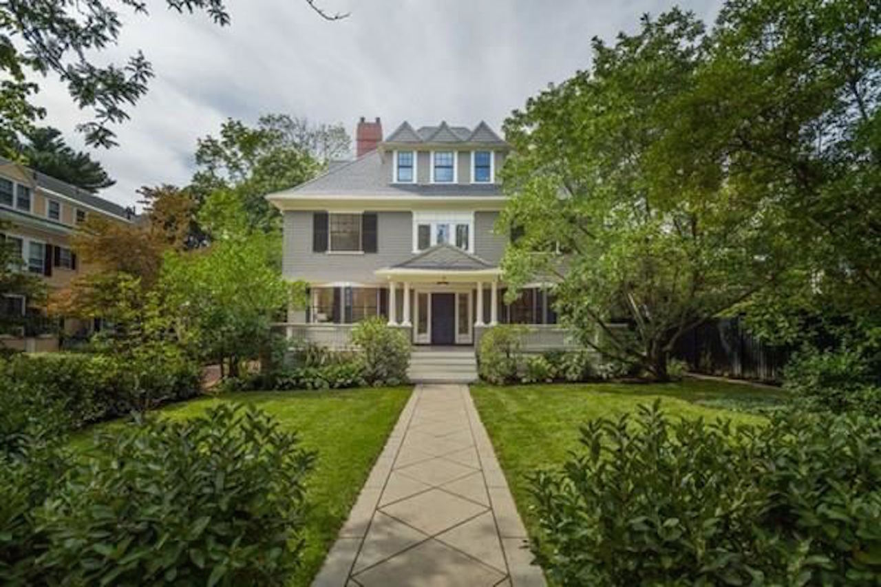 Luxury Home of the Week: West Cambridge Victorian built circa 1894 for $8.5 million