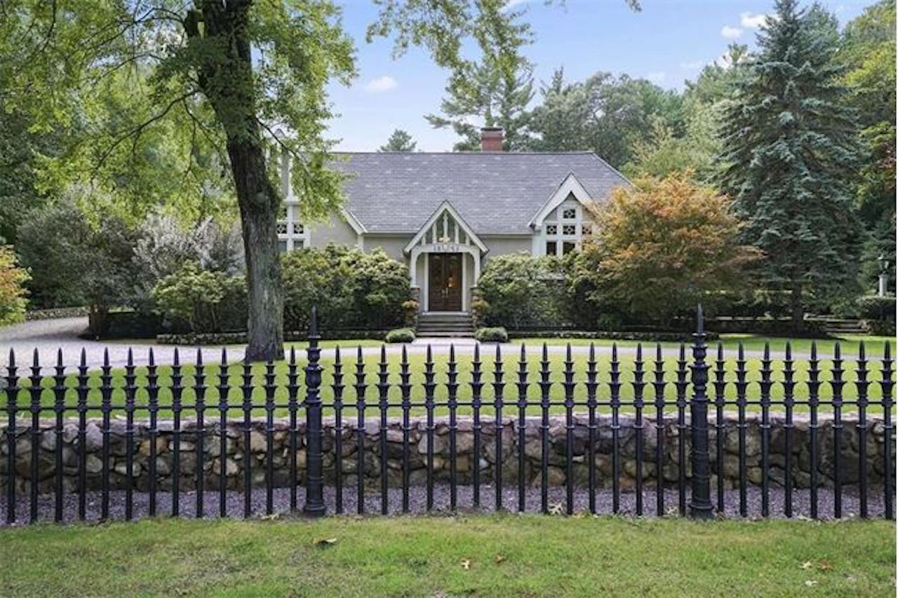 Luxury Home of the Week: Shhh! Former Scituate library listed for $2,290,000.