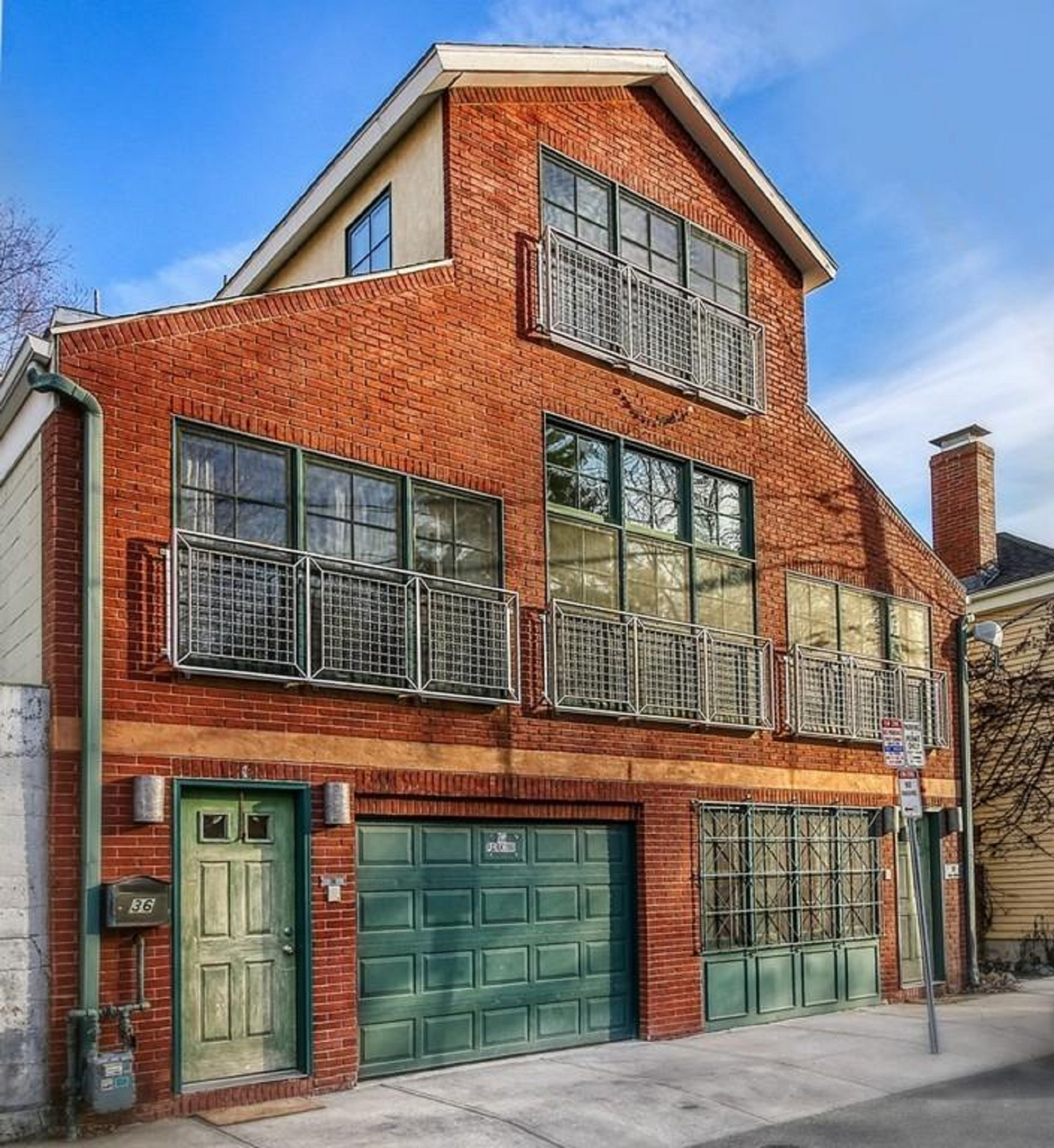 For $5.2 million, a Cambridge home that was a music studio that was a warehouse