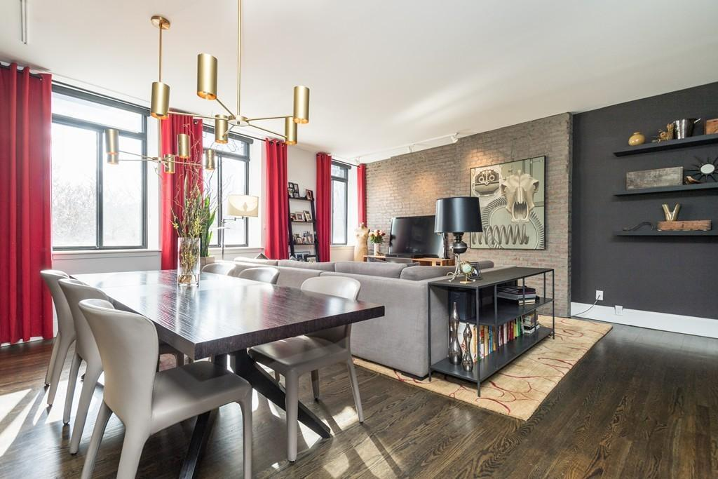 Just Listed: A North End condo with a modern look for $995,000