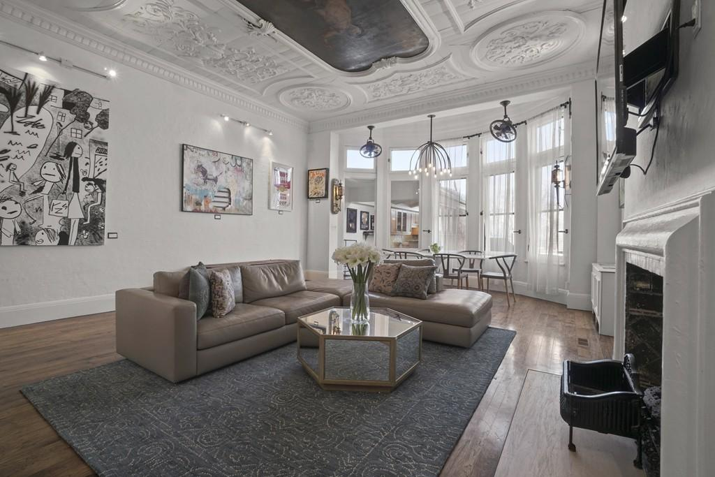 Luxury Home of the Week: A Back Bay apartment with a 17th-century Venetian oil painting