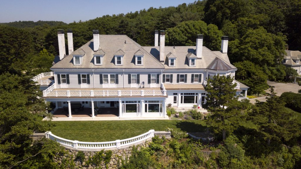 Fine 22 Room Manchester By The Sea Property Listed For 24 Million Download Free Architecture Designs Xaembritishbridgeorg