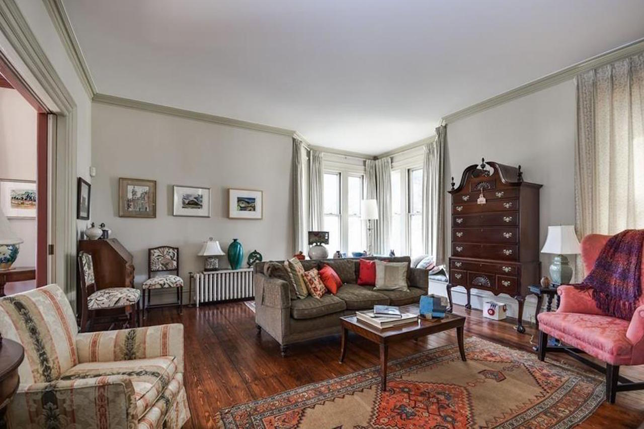 Just listed: For $899,000, a mid-19th century Dedham Colonial that needs updating