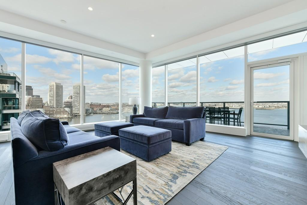 Biggest sales: A Seaport condo with skyline and harbor views for $4.7 million