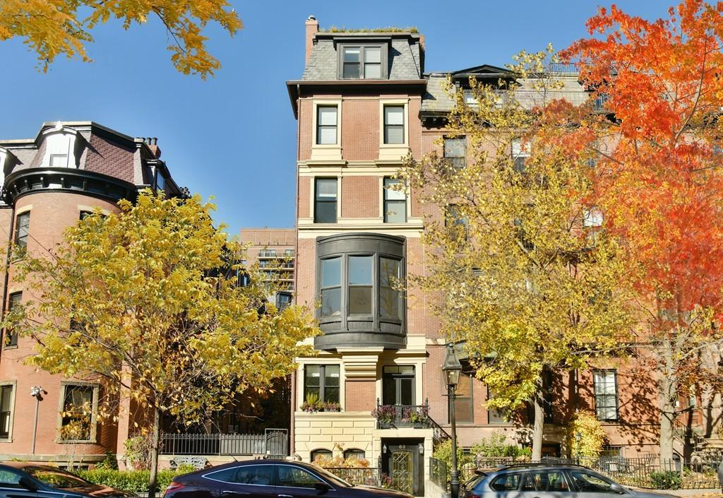 Biggest sales: A 7-floor Back Bay townhouse for $9.625 million