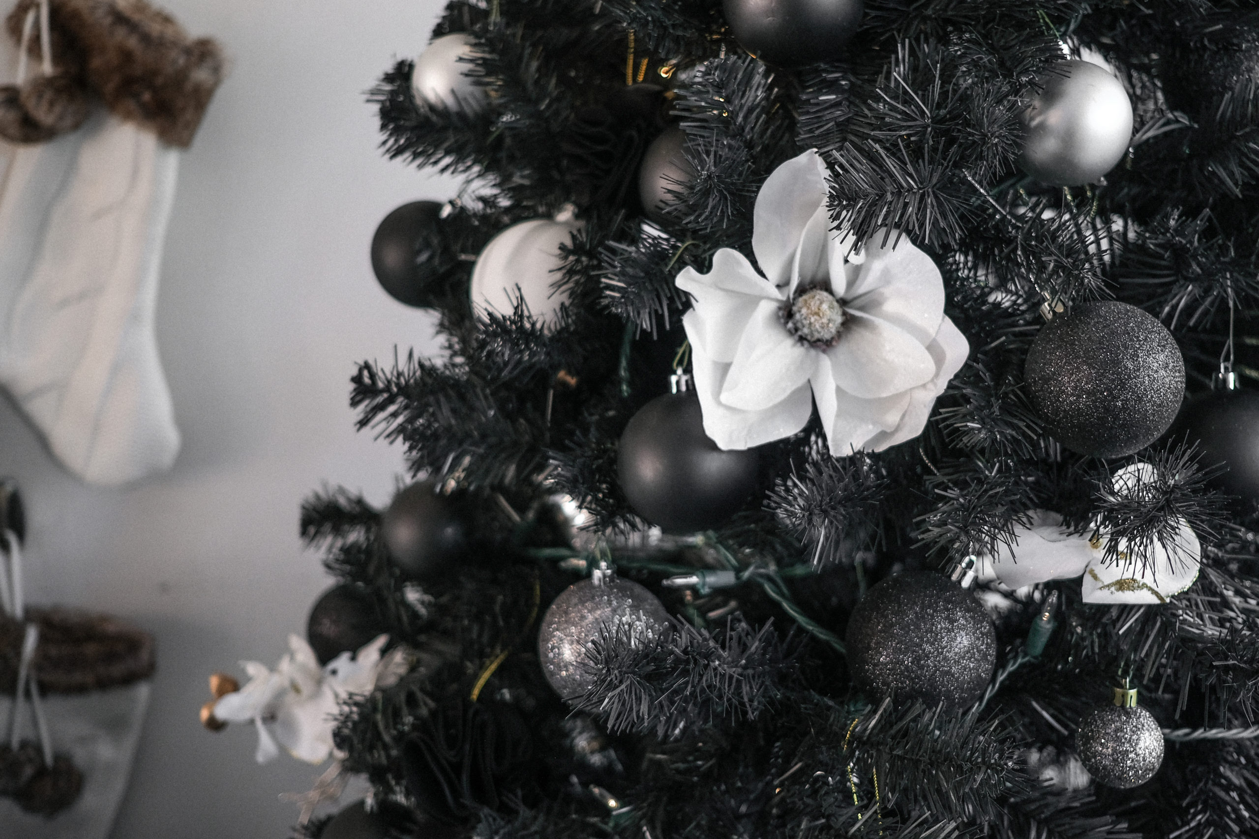 Black Christmas Trees Yea Or Nay Is It Symbolic Of 2020