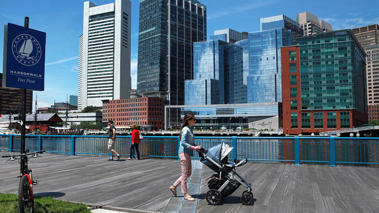 5 Things To Know About Living In The Seaport District News Boston Real Estate