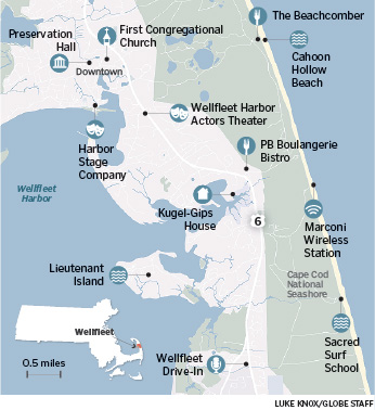 What is it like to live in Wellfleet? - Location, Location